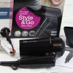 Máy sấy tóc HD350 Satin Hair 3 Style&Go - BRAUN