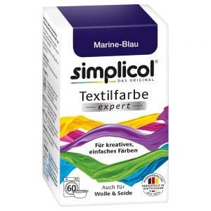 Màu nhuộm xanh navy của Simplicol - Textifarbe Expert