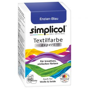 Màu nhuộm xanh Enzian (Textilfarbe Expert - 1709)