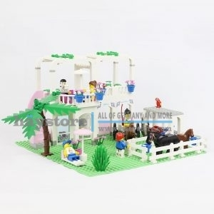 Set LEGO® City - Country Club (6418)