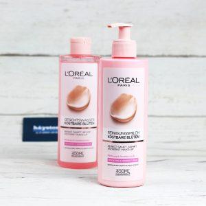 Sữa rửa mặt hoa hồng L'OREAL