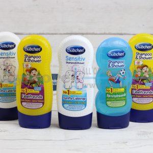 Sữa tắm trẻ em Bübchen