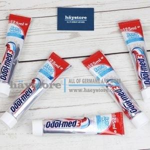 Kem đánh răng Odol-med 3 Extra white