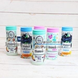 Sữa tắm trẻ em Balea