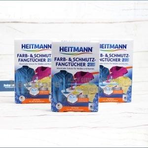 KHĂN CHỐNG PHAI MÀU QUẦN ÁO HEITMANN