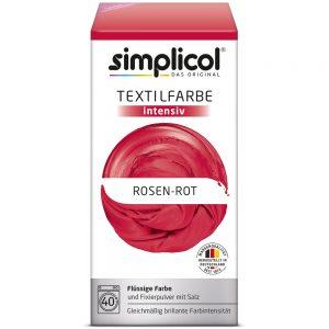Màu nhuộm đỏ hồng (Textilfarbe Intensiv Rosenrot - 1803)