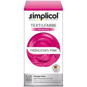 Màu nhuộm hồng tươi (Textilfarbe Intensiv Fröhliches Pink - 1805)