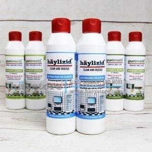 HÄYLIZID SENSITIV - Dung dịch tẩy rửa, làm sạch chuyên nghiệp - Chai 250ml