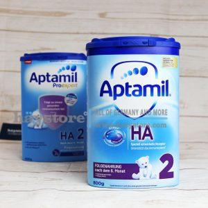Sữa Aptamil HA SYNEO2 cho trẻ từ 6 tháng tuổi - Hộp 800g