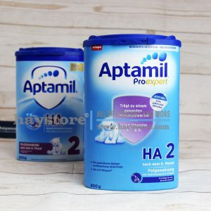 Sữa Aptamil Proexpert HA 2 cho trẻ từ 6 tháng tuổi - Hộp 800g