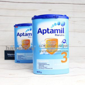 Sữa Aptamil Pronutra số 3 cho trẻ từ 10 tháng tuổi
