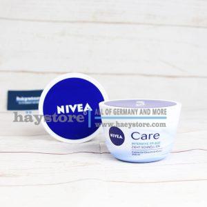 Kem dưỡng Nivea Care Intensive Pflege