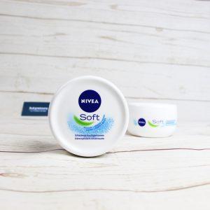 Kem dưỡng ẩm Nivea Soft Creme 200ml