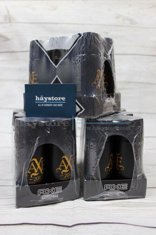 Xịt khử mùi AXE 2012 Final Edition
