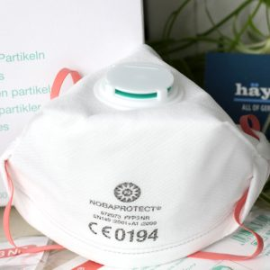 Mặt nạ bảo vệ phòng độc NOBAPROTECT® FFP3